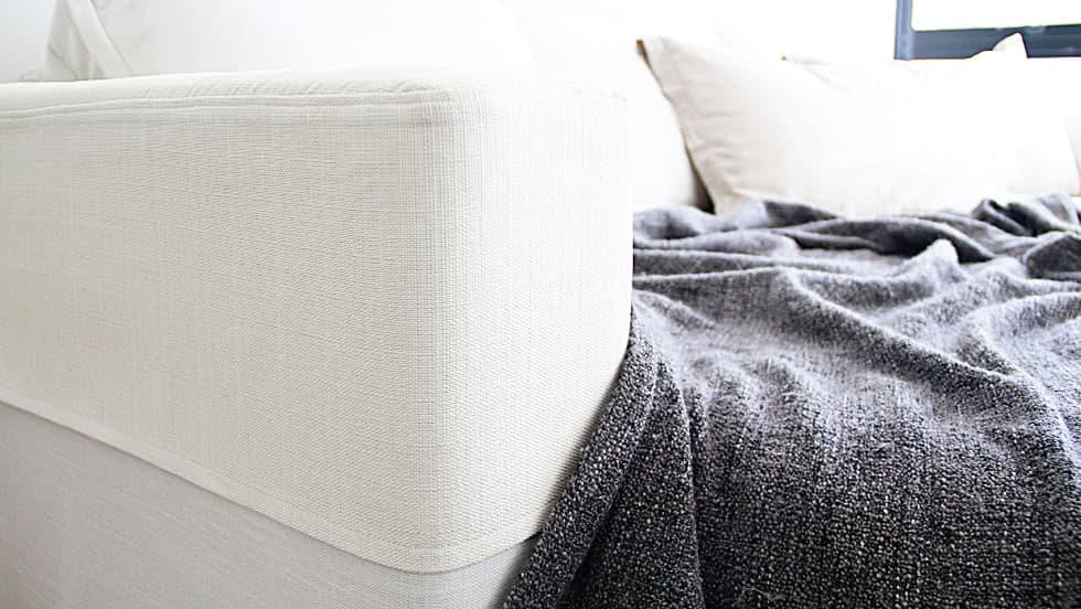 custom ikea sofa armrest covers