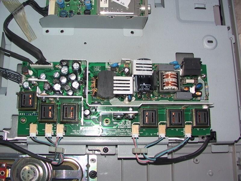 reparer un tv philips modele 20pf4121