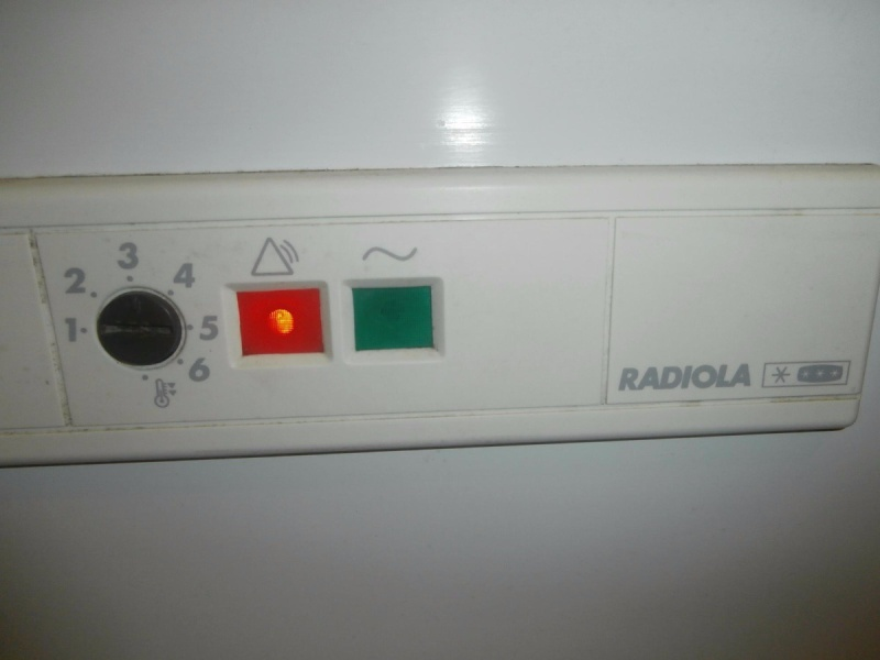 Conglateur Radiola Cb6140