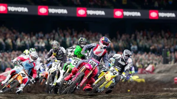 Monster Energy Supercross - The Official Videogame 4 (2021) PC Full Español Latino