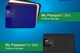 WD全新設計世界銷量第一的攜帶式硬碟