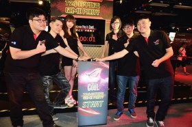 ASUS ROG 72小時不斷電Game Party在光華等你來挑戰