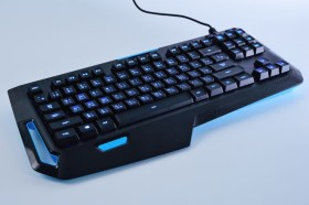 Logitech G310機械式鍵盤開箱, 80%配置 Romer-G機械軸