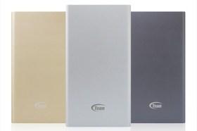 十銓科技推出時尚快充型行動電源 WP8000