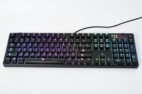 Tt eSPORTS波賽頓Z RGB機械式鍵盤 / 全彩炫光 專業認證