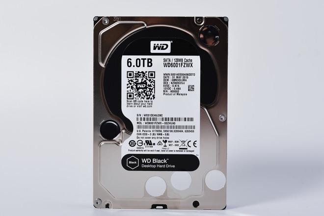 WD Black黑標6TB 桌上型硬碟 / 效能黑標 容量兼巨 - 電腦DIY