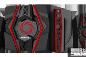 圓剛推出「戰神弩砲電競喇叭」及「神盾電競專用抗噪麥克風」,強勢進入Gaming Audio市場