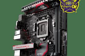 ASUS MAXIMUS VIII IMPACT主機板 / Mini-ITX的王者