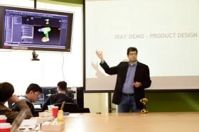NVIDIA Iray & MDL讓渲染技術大躍進 / hTC VIVE與OCULUS體驗