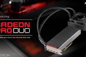 AMD Radeon Pro Duo搭配LiquidVR™技術  為全球首款VR內容創作與使用的平台