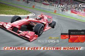 十銓科技 SD4.0 UHS-II 超高速 microSDXC 記憶卡領先登場 / 一卡兩用 挑戰行動 4K 極速錄影