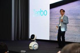 ASUS 發表家庭機器人「 Zenbo」 599美元起