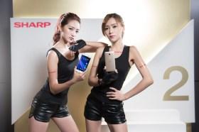 SHARP Z2 極速 10 核全頻金屬機登台 NT$8,990 元