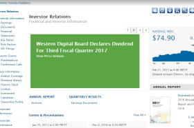Western Digital推出全球首款512Gb、64層3D NAND晶片