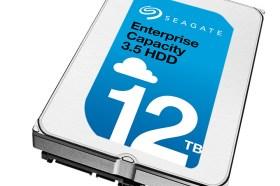 希捷發表專為次世代資料中心設計的12TB企業級硬碟 全新硬碟融入多項創新  協助企業和雲端業者掌控非結構性資料