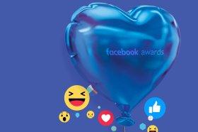 2017 Facebook Awards開放報名, 新增「哈」、「嗚」、「哇」、「大心」、及「行動」 五項情感評分標準,觸動品牌情感行銷力
