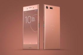 Sony Mobile超旗艦Xperia™ XZ Premium再推新色「鏡粉」登場