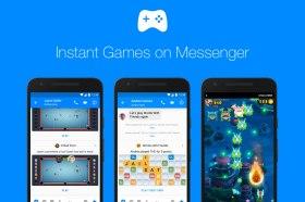 Facebook Messenger即時遊戲開玩囉!新增排行榜及聊天機器人新功能 「Rich Gameplay」及「Games bots」提供遊戲開發商設計豐富的遊戲體驗
