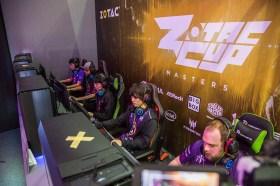 全球電競盛事ZOTAC CUP MASTERS《DOTA 2》 世界8強決賽