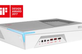 微星Trident 3 Arctic VR電競桌機 雪白款6/1限量上市