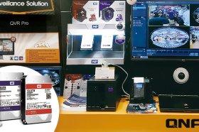 QNAP 聯合 Western Digital 於 COMPUTEX 展示高可靠多媒體資料儲存與專業影像監控方案