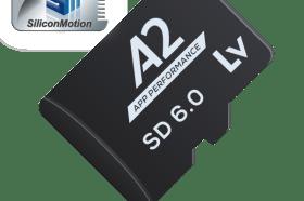 慧榮科技宣佈推出全球首款支援最新SD 6.0規範的SD控制晶片解決方案