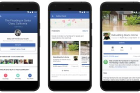 Facebook推出平安通報站更新
