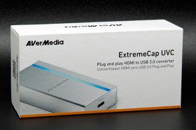 輕鬆成為行動直播主 AVerMedia ExtremeCap UVC BU110登場