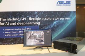 華碩於NVIDIA GTC發表ESC8000 G4 / ESC4000 G4伺服器