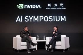 NVIDIA 攜手科技部運用 NVIDIA 人工智慧運算平台加速推動 AI 革命