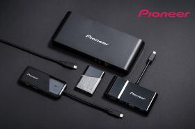 Pioneer推出USB Type-C系列產品 咫尺未來 你的擴充好夥伴