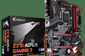 AORUS電競主機 2018 TGS大會電競舞台指定選用 帶給玩家最強憾的電競體驗