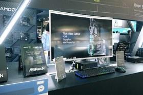 Computex 2018 DeskMini再進化 ASRock打造全新大空間