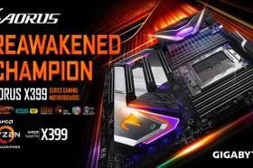 技嘉推出最新X399 AORUS XTREME主機板