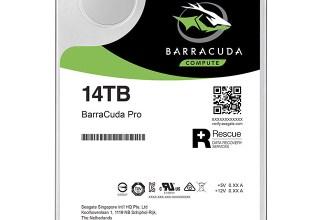 希捷推出領先業界的 14TB 資料儲存解決方案產品組合
