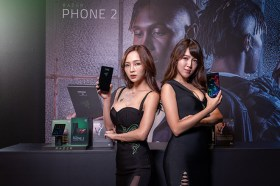 專為遊戲而生!120Hz螢幕手機Razer Phone 2正式登台