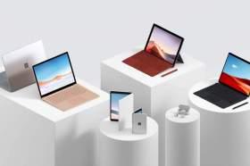 微軟Surface發布全新系列機種 雙螢幕手機成今日全球科技話題
