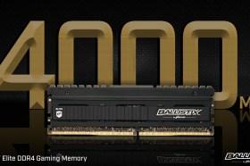 美光記憶體寫下了全新的 DDR4 超頻世界紀錄