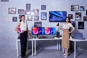 搶先全球!ASUS ProArt創作者系列新品在台接力上市