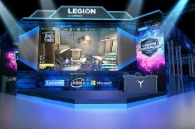 Lenovo第四屆Legion菁英賽 11月21~24日於WirForce 2019敲響戰鐘