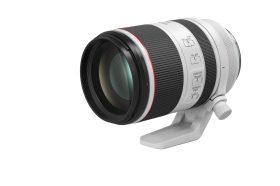 全球最短最輕!Canon全新 RF 70-200mm f/2.8L IS USM望遠變焦鏡頭開賣