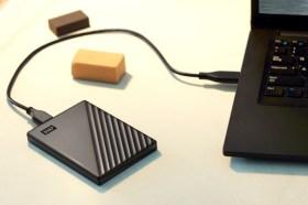 Western Digital推出旗下最輕薄的5TB可攜式硬碟 – 全新 WD My Passport