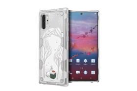 搶搭《冰雪奇緣2》風潮 三星推出專屬Galaxy Note10+智慧背蓋