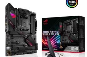 全面搭載PCIe 4.0!華碩推出四款頂尖智慧 AMD B550主機板