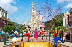 久違了! 香港迪士尼樂園今天重新開放
