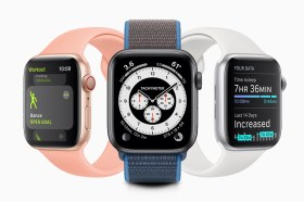 watchOS 7 為 Apple Watch 帶來更好用、個⼈化、健康與健⾝功能