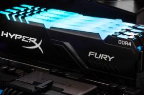 快來玩RGB燈效與超頻吧!HxperX FURY DDR4 RGB 超頻記憶體開箱評測