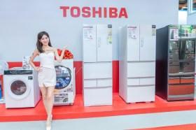 台北電器空調3C影音大展開跑 東芝生活家電祭出超好康優惠