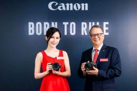 全幅8K錄影等功能超迷人!Canon 發表新一代全片幅無反光鏡單眼EOS R5 & EOS R6