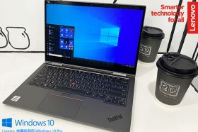 面面俱到的多功能黑科技筆電 – 第5代ThinkPad X1 Yoga開箱評測